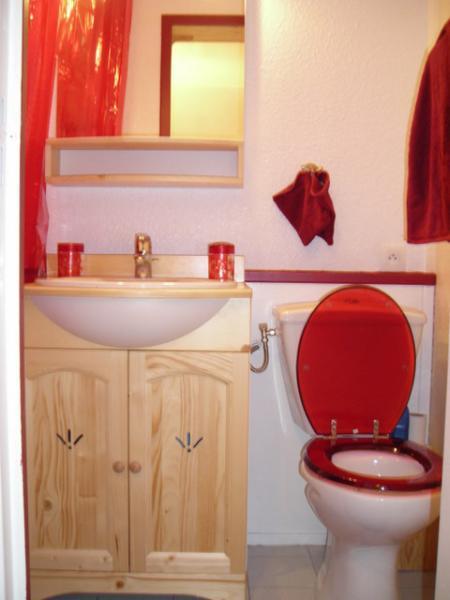 salle de bain Location Studio 46229 Le Corbier