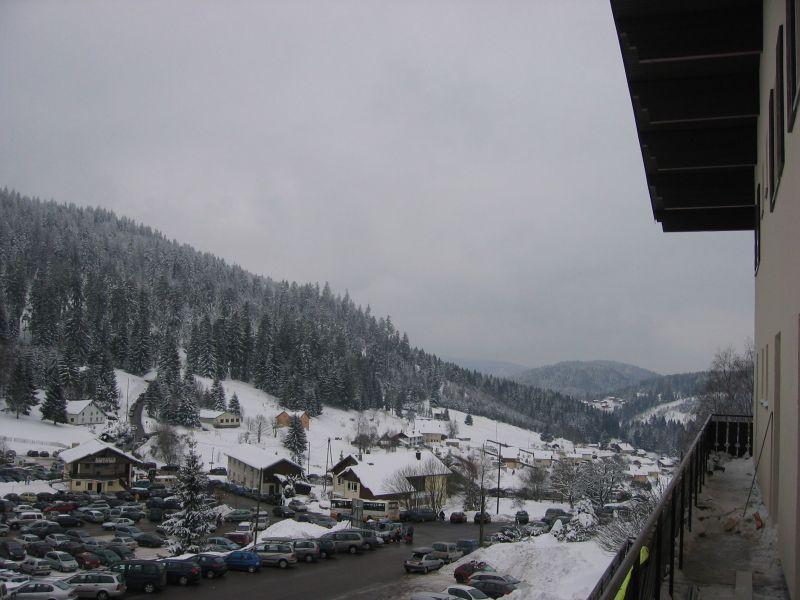 Vue du balcon Location Appartement 4627 Gérardmer