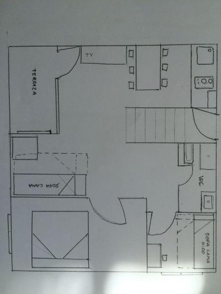 Carte Location Appartement 46764 L'escala