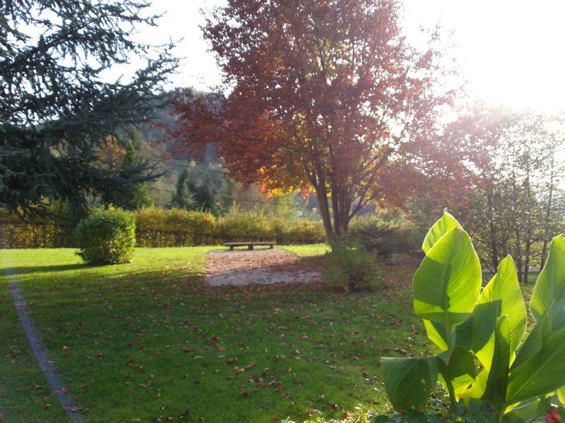 Jardin Location Gite 4680 Ventron