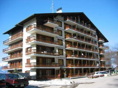 Vue ext�rieure de la location Location Appartement 4725 Nendaz