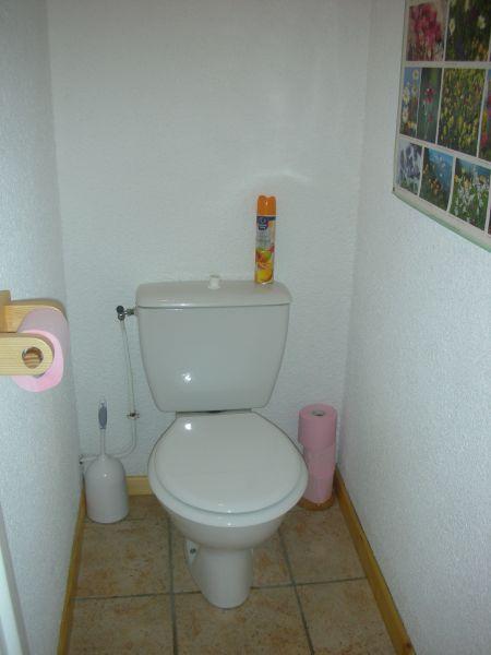 WC séparé Location Studio 474 Bonneval sur Arc