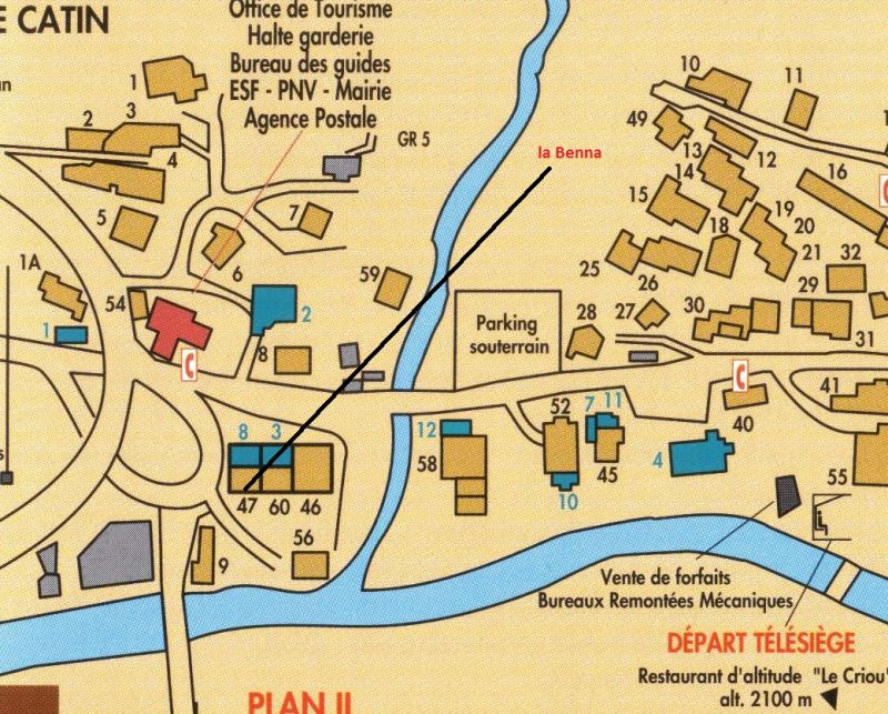 Vue autre Location Appartement 475 Bonneval sur Arc
