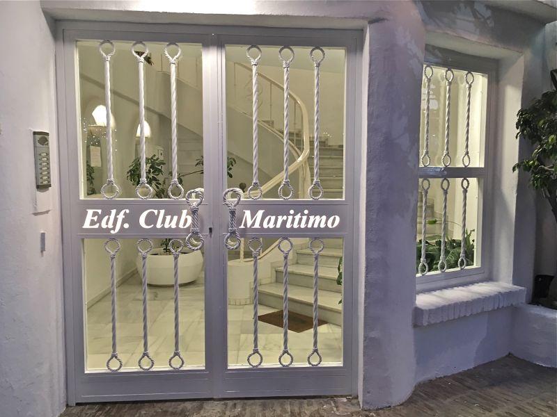 Entrée Location Appartement 47714 Marbella