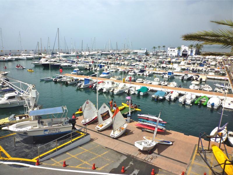Vue depuis la location Location Appartement 47714 Marbella