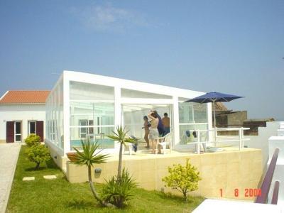 Vue ext�rieure de la location Location Maison 48626 Torres Vedras