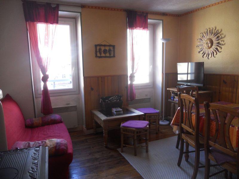 Salle à manger Location Appartement 4866 Barcelonnette