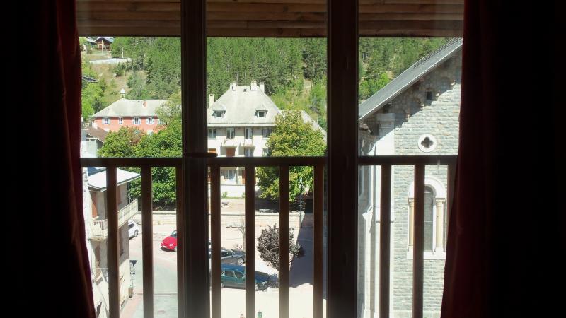 Vue depuis la location Location Appartement 4866 Barcelonnette