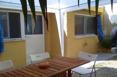 Vue extérieure de la location Location Bungalow 48673 Sanremo