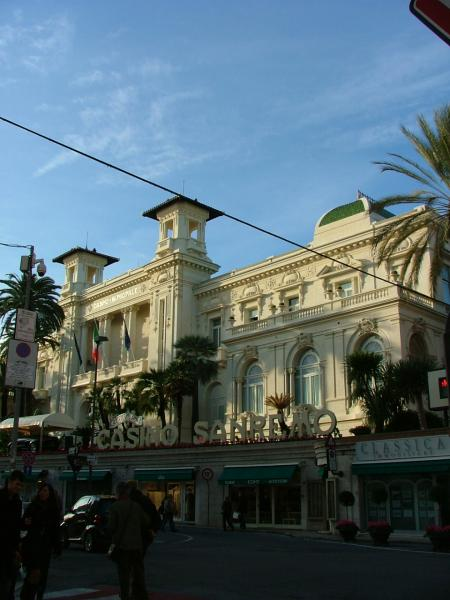 Vue à proximité Location Bungalow 48673 Sanremo
