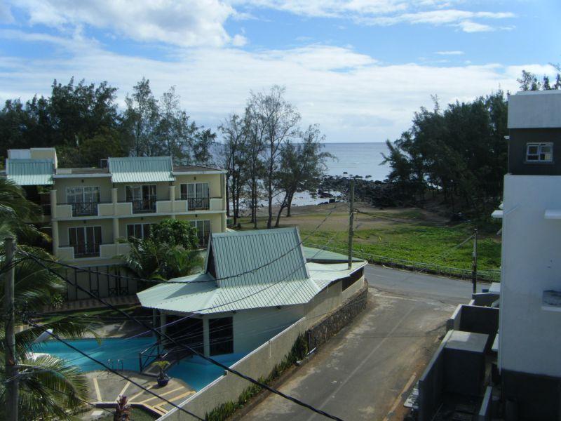 Vue de la terrasse Location Appartement 48721 Pointe Aux Piments