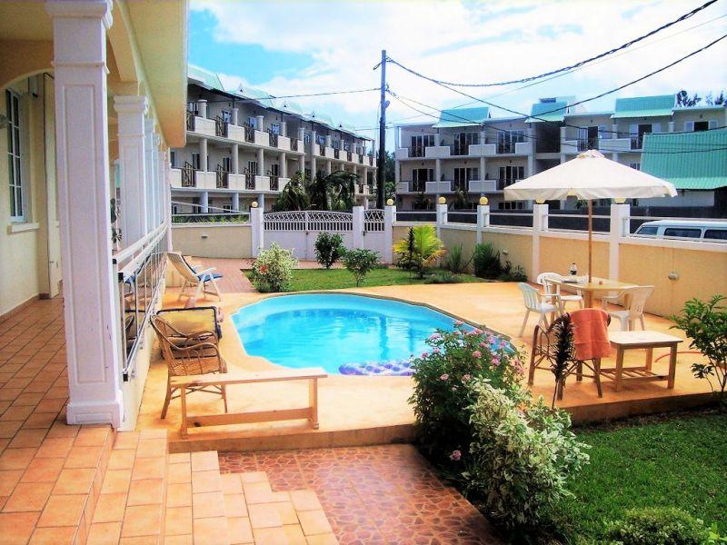 Jardin Location Appartement 48721 Pointe Aux Piments