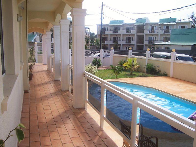 Terrasse Location Appartement 48721 Pointe Aux Piments