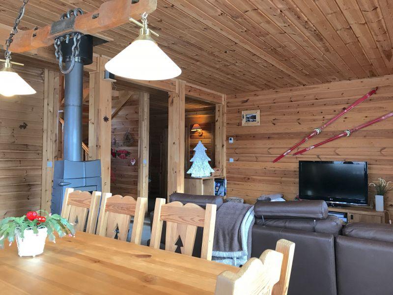 Salle à manger Location Chalet 48749 Saint Gervais Mont-Blanc