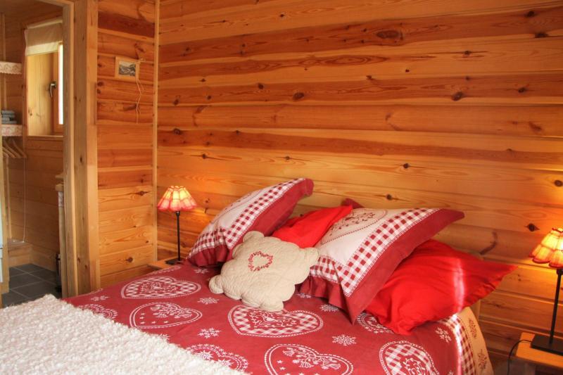 chambre 1 Location Chalet 48749 Saint Gervais Mont-Blanc