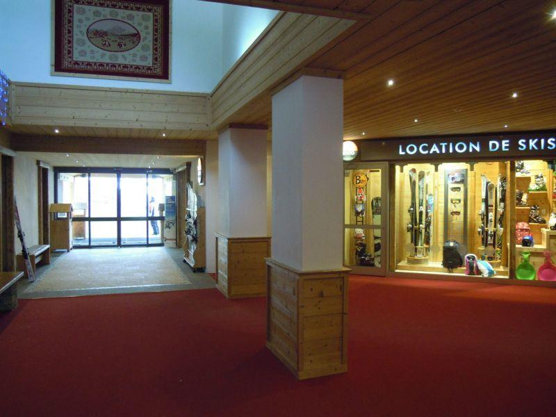 Entrée Location Studio 48754 La Plagne