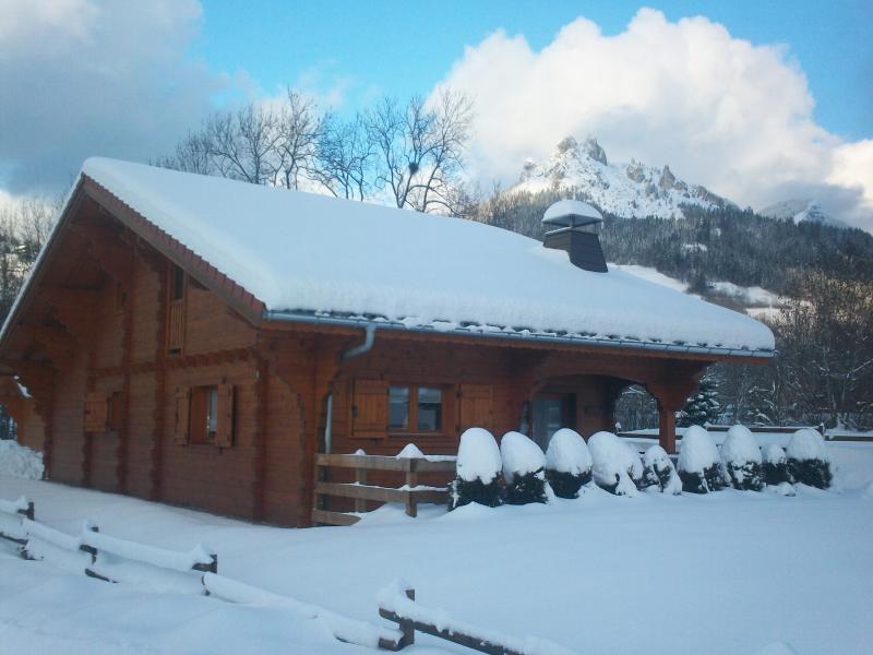 Location Chalet 4880 Bernex