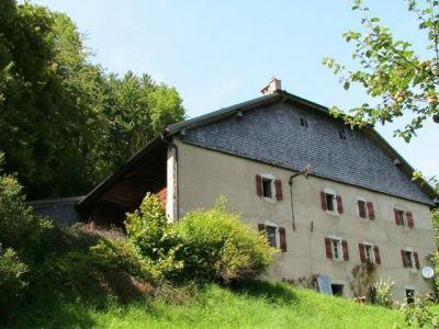Vue ext�rieure de la location Location Maison 4881 Bernex