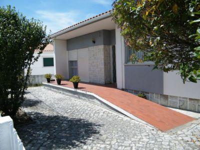 Vue extérieure de la location Location Villa 49034 Praia da Vieira