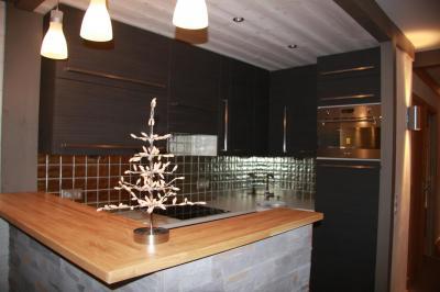 Cuisine américaine Location Appartement 49097 Tignes