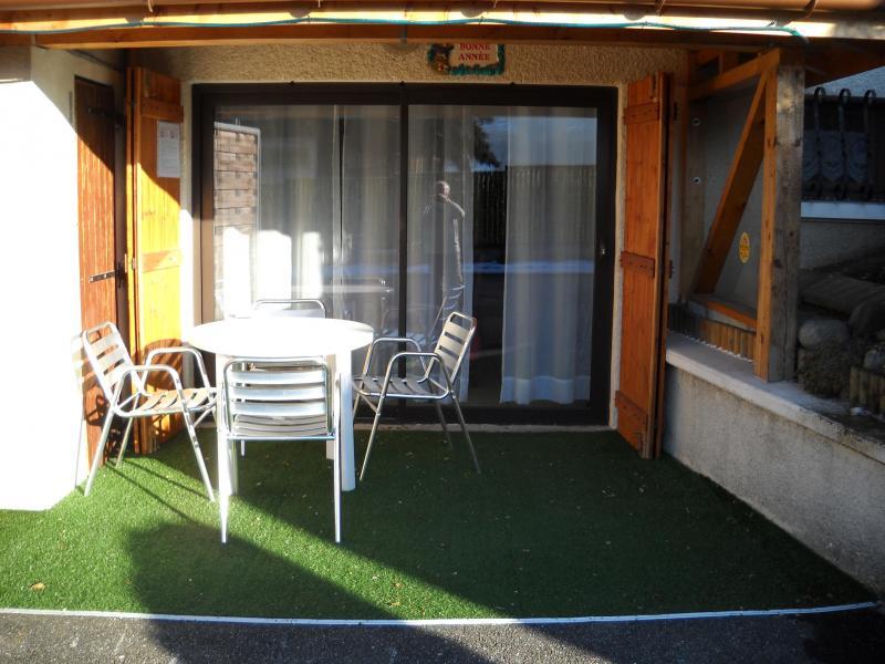 Entrée Location Appartement 4911 Sallanches