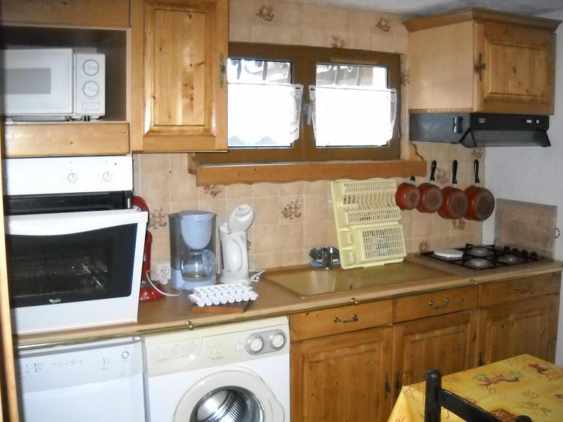 Cuisine indépendante Location Appartement 4911 Sallanches