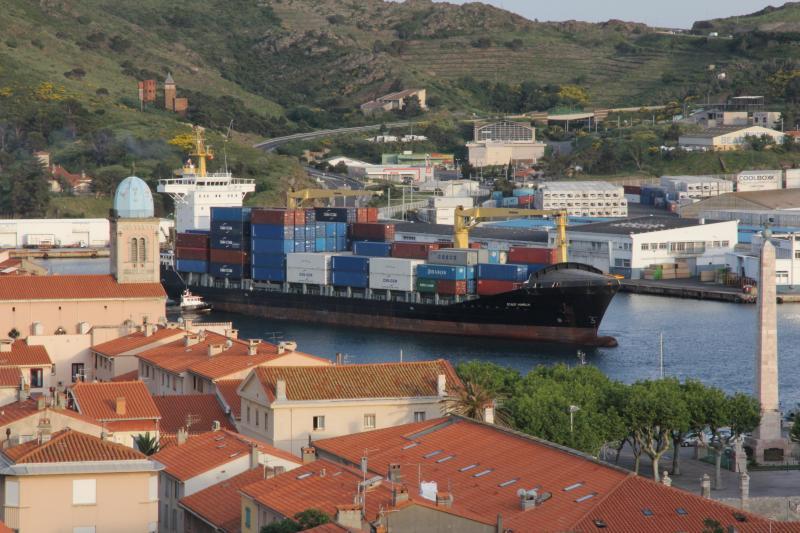 Vue du balcon Location Appartement 49274 Collioure