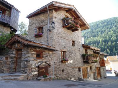 Vue ext�rieure de la location Location Chalet 49622 Val Cenis