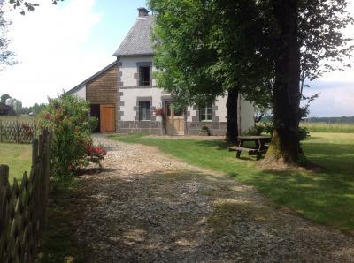 Vue ext�rieure de la location Location Gite 50272 Le Mont Dore