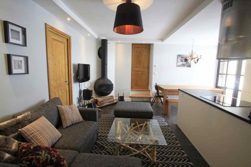 Séjour Location Appartement 50290 Valloire