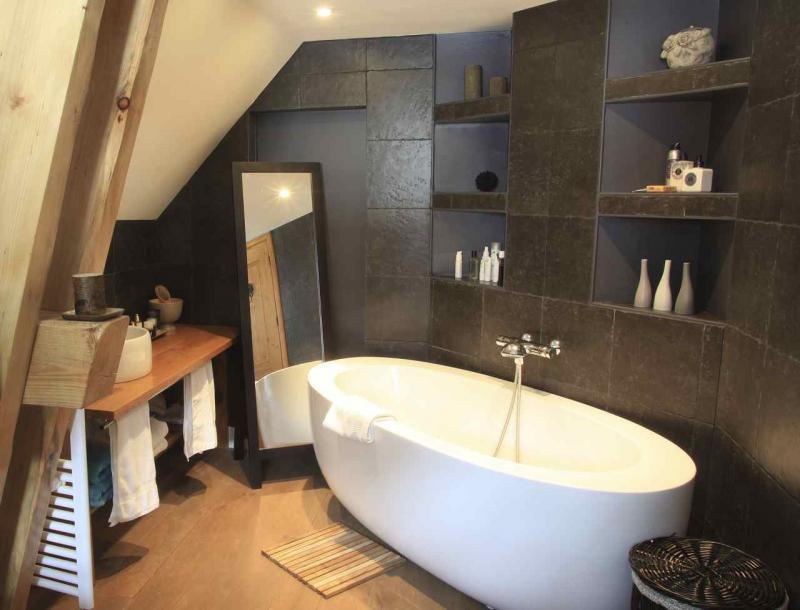 salle de bain Location Appartement 50293 Valloire