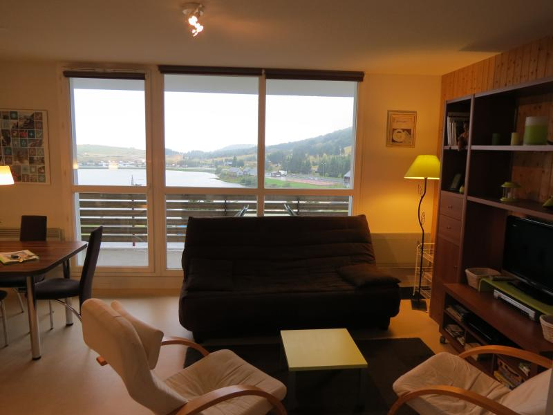 Vue depuis la location Location Appartement 50308 Besse - Super Besse