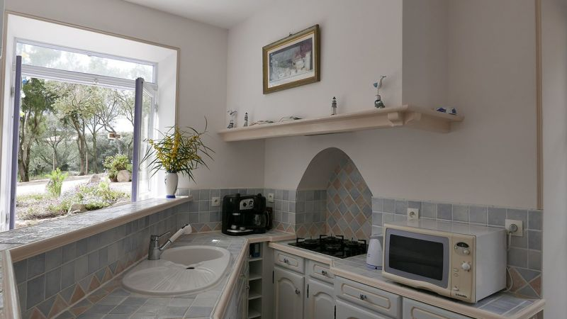Cuisine indépendante Location Appartement 50333 Porto Pollo