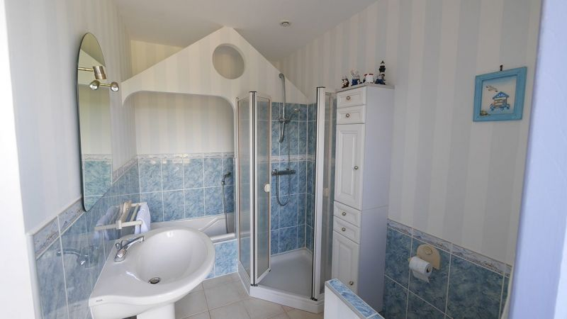 Salle d'eau 1 Location Appartement 50333 Porto Pollo