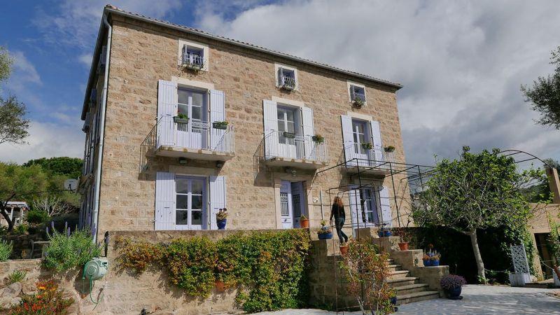 Vue extérieure de la location Location Appartement 50333 Porto Pollo