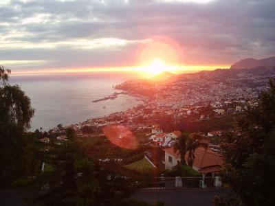 Vue du balcon Location Appartement 50402 Funchal