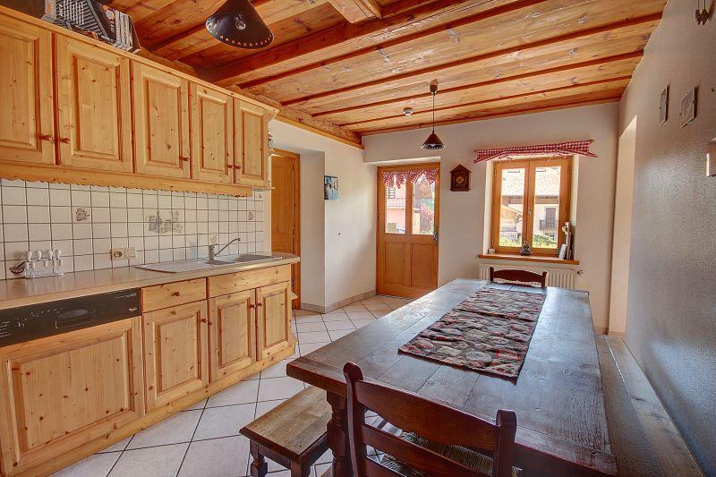 Cuisine indépendante Location Appartement 50525 Morzine