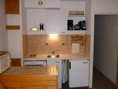 Coin cuisine Location Appartement 50706 Val d'Allos
