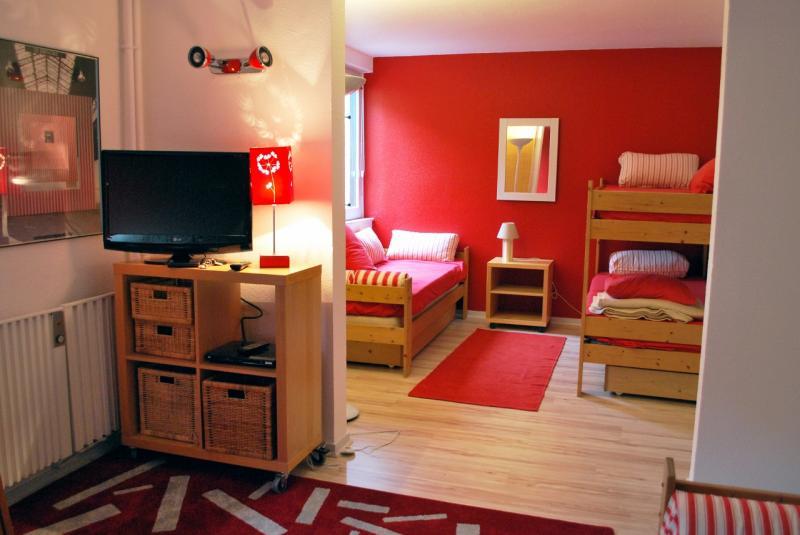 Séjour Location Appartement 50729 La Mongie