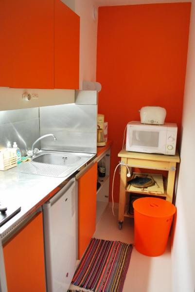 Cuisine indépendante Location Appartement 50729 La Mongie
