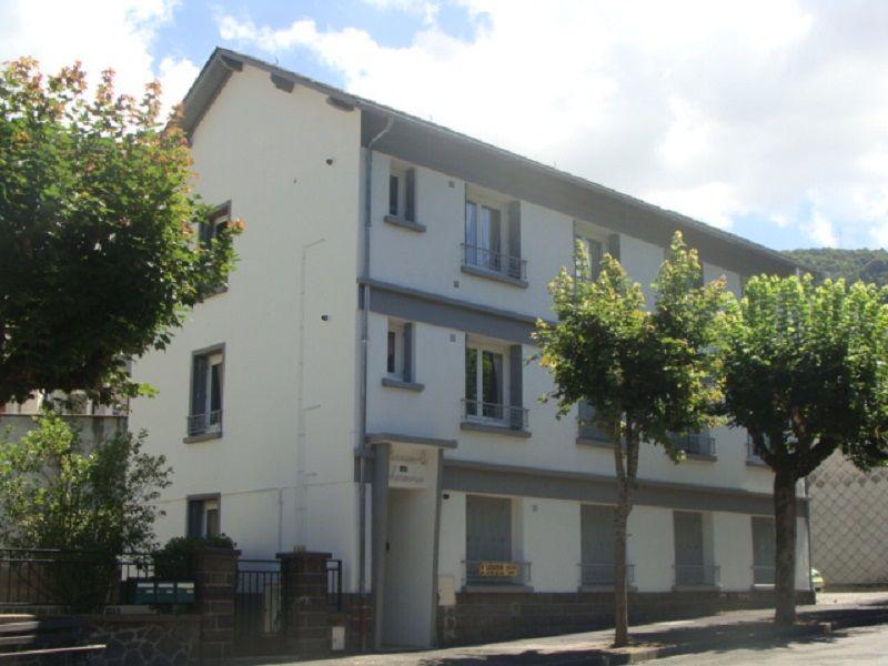 Vue extérieure de la location Location Appartement 50842 Le Mont Dore