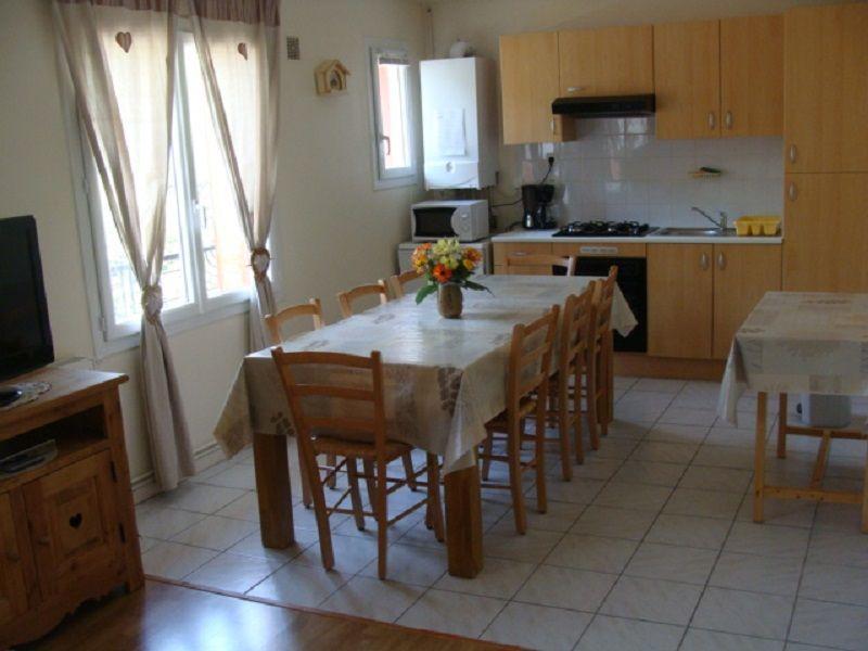 Cuisine américaine Location Appartement 50842 Le Mont Dore