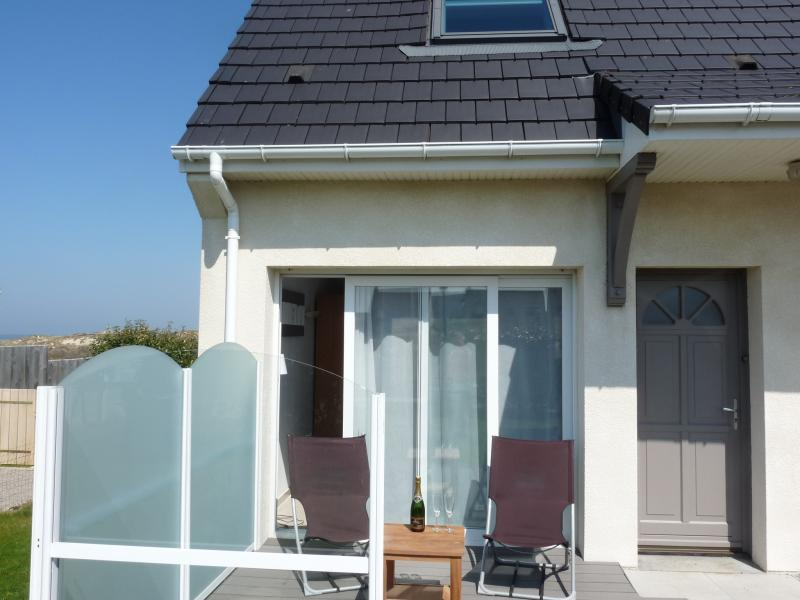 Terrasse 2 Location Villa 50884 Hardelot