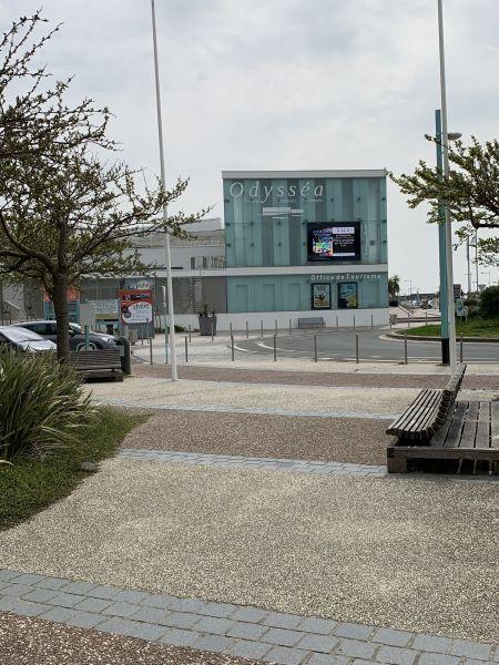 Vue extérieure de la location Location Appartement 50925 Saint Jean de Monts