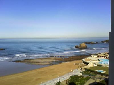 Vue depuis la location Location Studio 50968 Biarritz