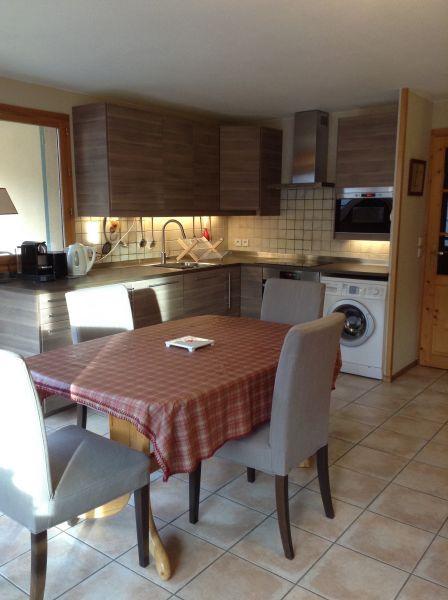 Cuisine américaine Location Appartement 51095 Serre Chevalier