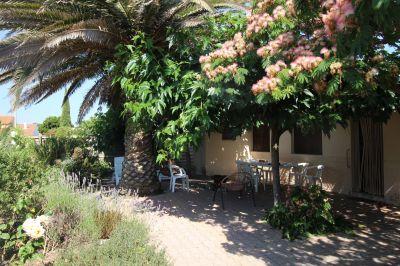 Vue de la terrasse Location Maison 51132 Sainte Marie la Mer