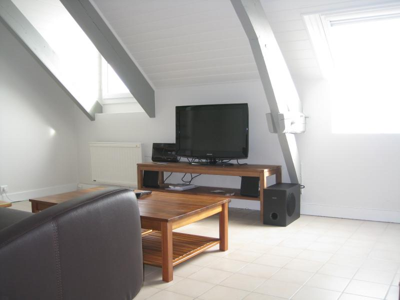 Salon Location Appartement 51150 Quiberon