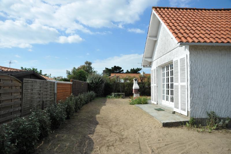 Jardin Location Maison 51364 Saint Hilaire de Riez