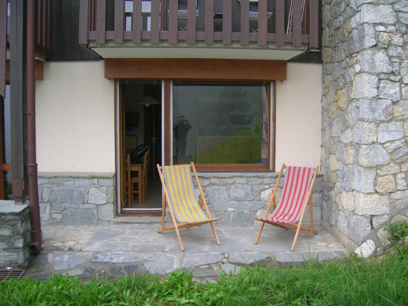 Vue extérieure de la location Location Appartement 51430 Valmorel